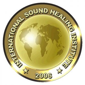 International Sound Healing Institute Logo Gold