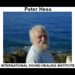 Peter Hess at ocean