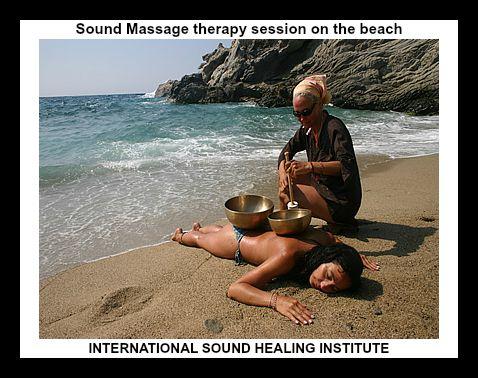 Sound Massage at beach (3)